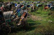 rickshaw graveyard